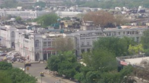 view-of-Connaught-Place-from-Window